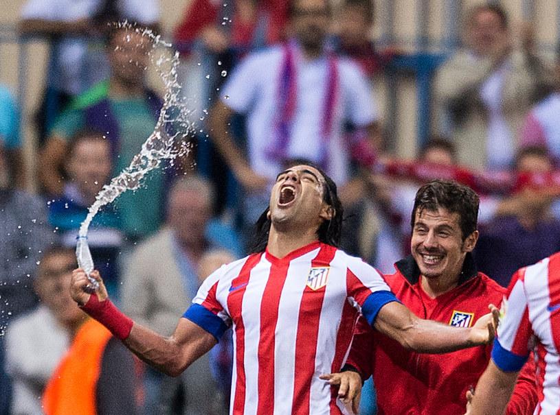 Radamel Falcao /AFP