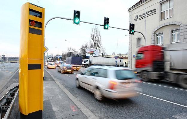 Radary łapią również posłów... / Fot: Stanisław Kowalczuk /East News