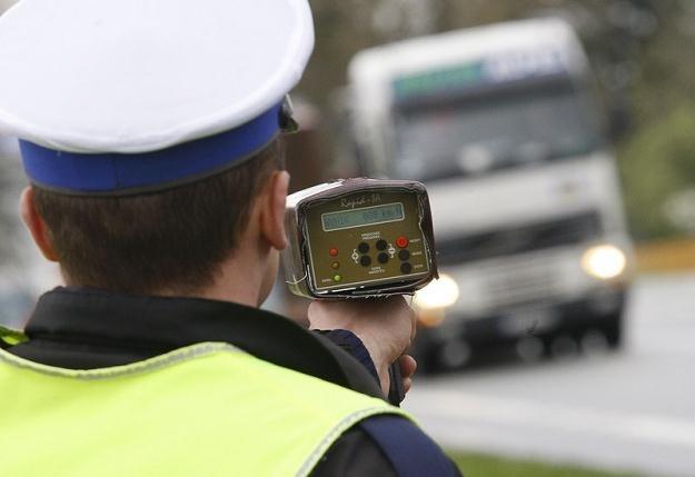 Radary mają pewien próg tolerancji / Fot: Leszek Zych /Reporter