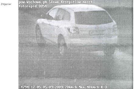 Radary robią też zdjęcia od tyłu! /INTERIA.PL
