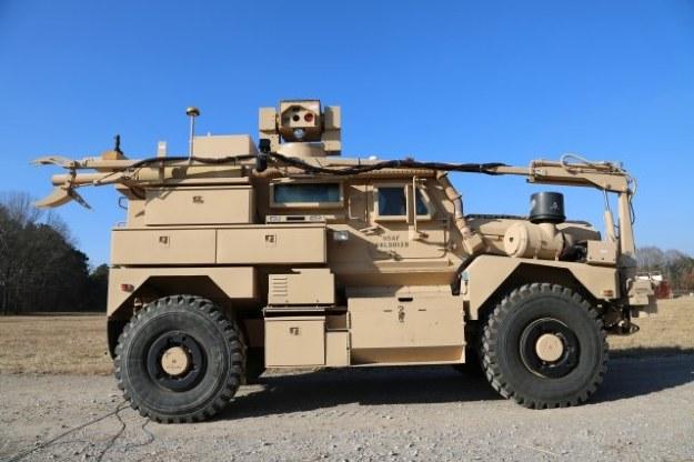 RADBO.   Fot. US Army /materiały prasowe