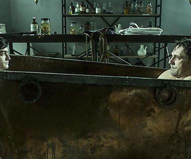 """Radcliffe w wannie z gwiazdą """"Mad Men"""""""