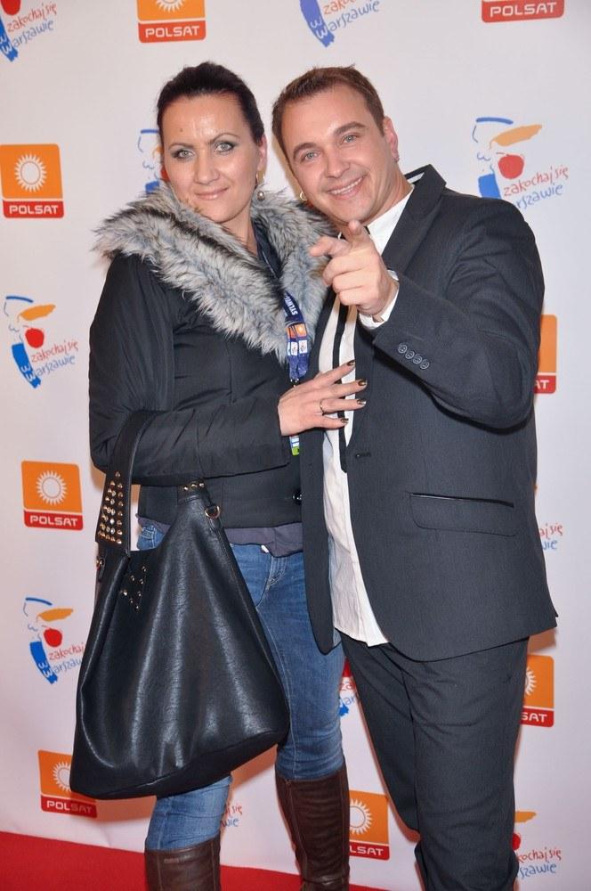 Radek i Dorota /- /East News