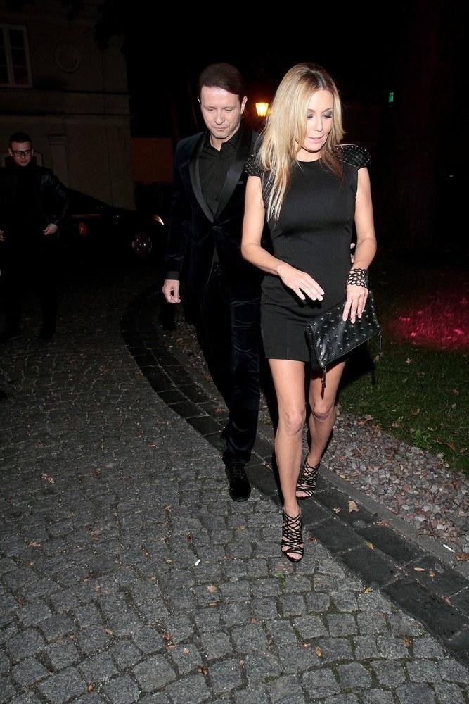 Radek i Małgorzata /- /East News