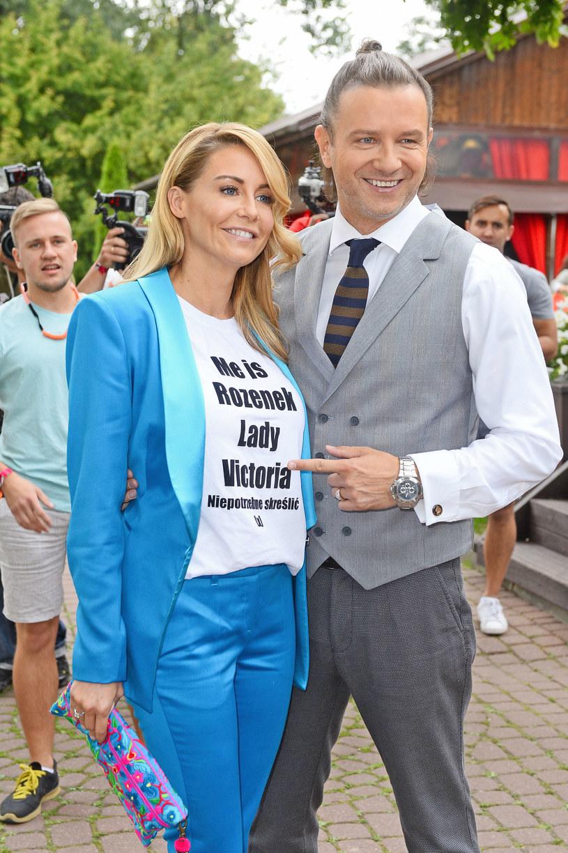 Radek Majdan i perfekcyjna /- /MWMedia