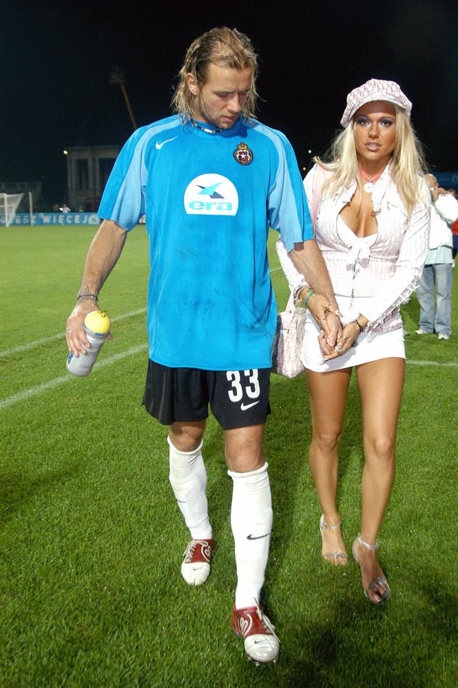 Radek Majdan lubi seksowne, szczupłe blondynki. Ideałem nadal jest Doda /Zawada /AKPA