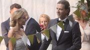 Radek Majdan przyznał, że widział suknię Rozenek przed ślubem! Zły znak?