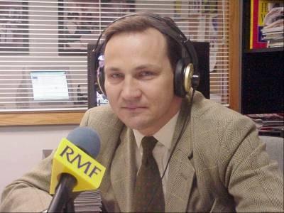 Radek Sikorski /RMF