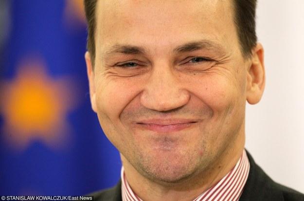 Radek Sikorski /    STANISLAW KOWALCZUK /East News
