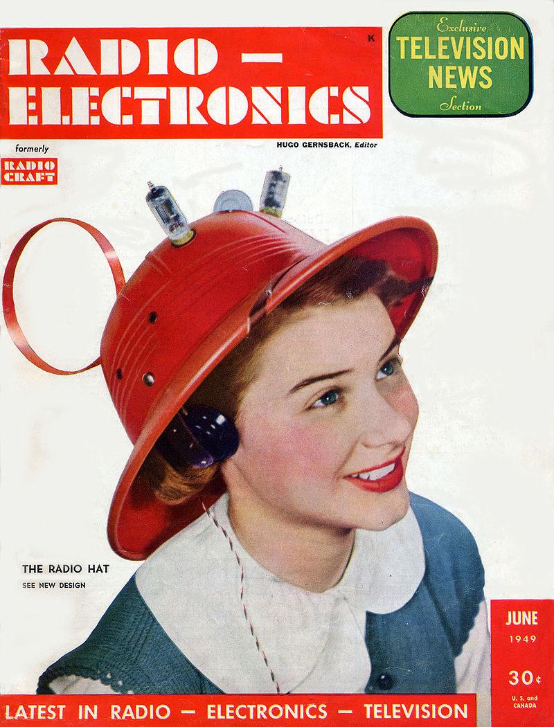 radio-kapelusz /materiały prasowe