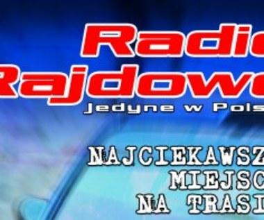 Radio rajdowe...