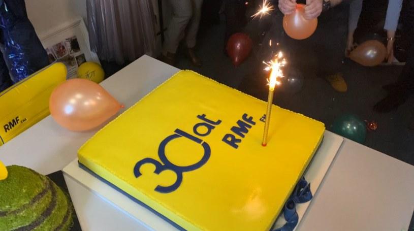 Radio RMF FM świętuje 30. urodziny /INTERIA.PL