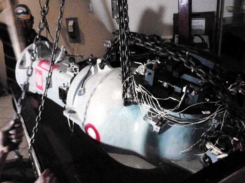Radioaktywny ładunek skradzionej ciężarówki /PAP