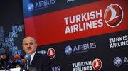 Radioaktywny wyciek na pokładzie tureckiego samolotu