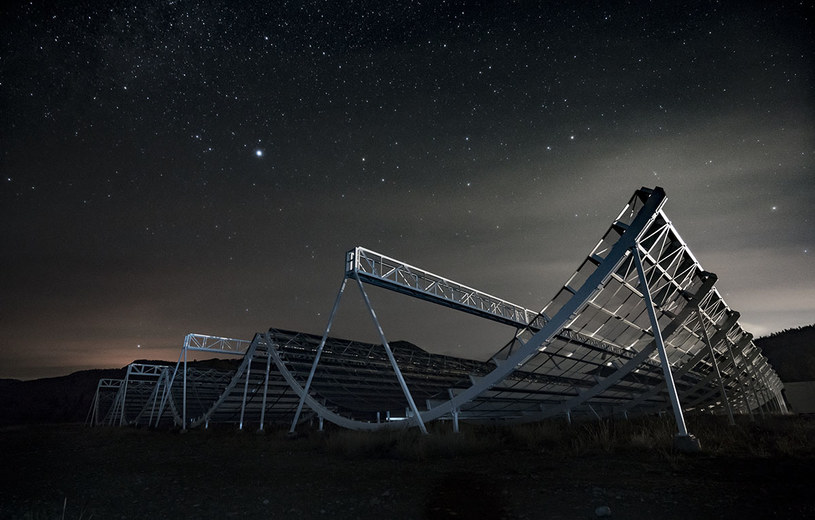 Radioteleskop CHIME /materiały prasowe
