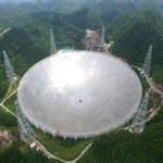 Radioteleskop FAST z pierwszym odkryciem