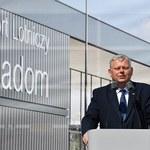 Radom będzie portem zapasowym dla Lotniska Chopina i dla CPK