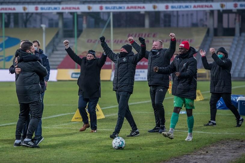 Radomiak Radom /Jakub Piasecki /Newspix