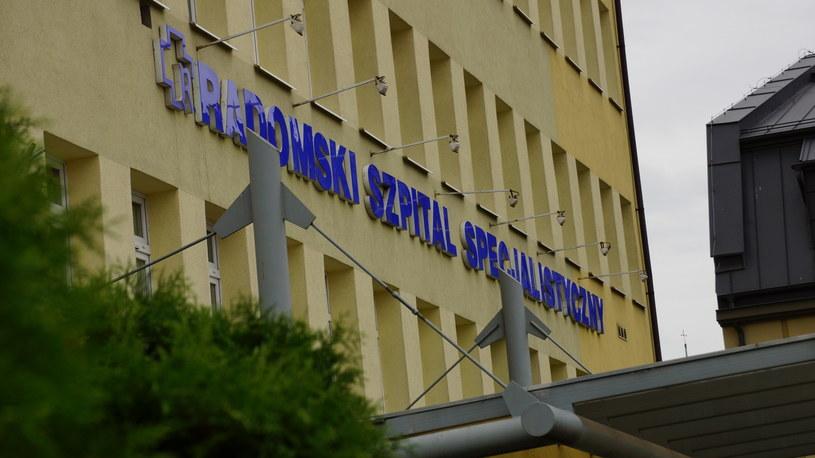 Radomski Szpital Specjalistyczny /Michał Dukaczewski /RMF FM
