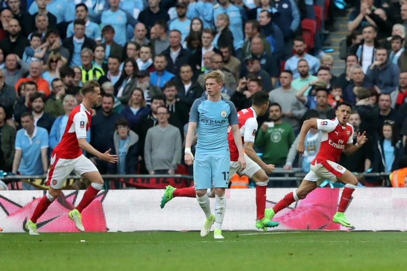 03fca4b2f Puchar Anglii: Arsenal Londyn - Manchester City 2-1 po dogrywce ...