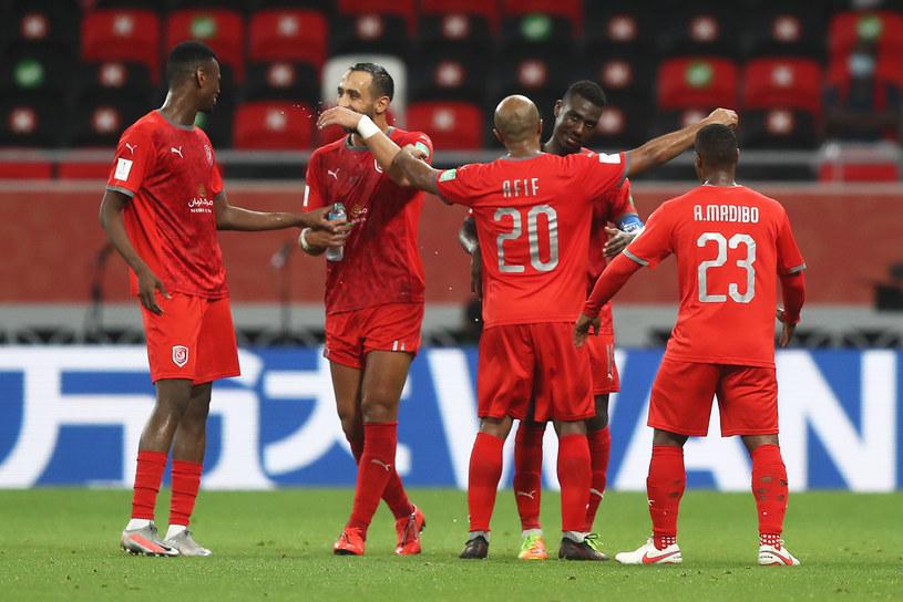 Radość piłkarzy Al Duhail /Getty Images