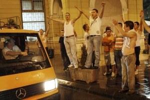 Radość w Sarajewie po aresztowaniu Karadzicia