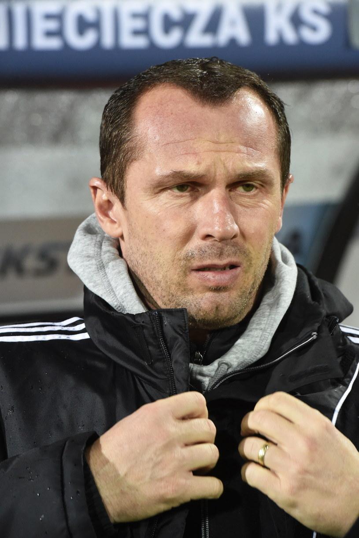 Radoslav Latal, trener Piasta Gliwice /Jacek Bednarczyk /PAP