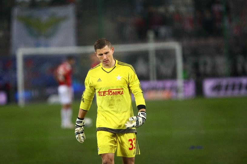 Radosław Cierzniak pozwał Wisłę do PZPN /Jakub Ociepa /