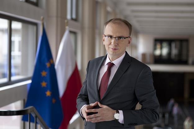 Radosław Domagalski-Łabędzki, poprzedni prezes KGHM /Informacja prasowa