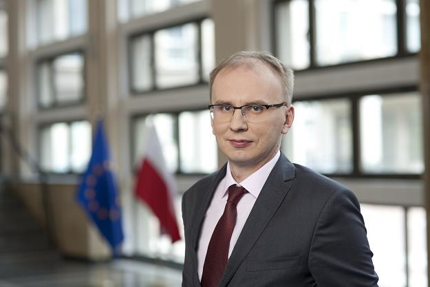 Radosław Domagalski-Łabędzki, prezes KGHM /Informacja prasowa