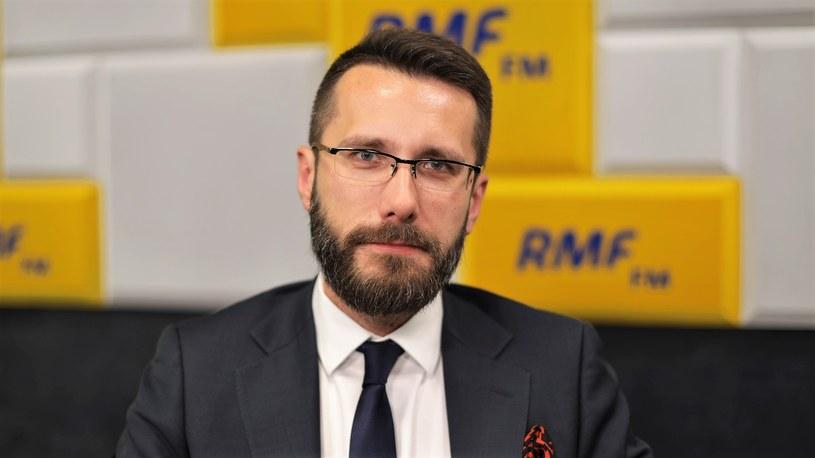 Radosław Fogiel /Michał Dukaczewski /RMF FM