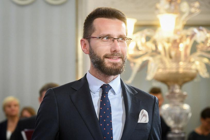 Radosław Fogiel /Jacek Domiński /Reporter