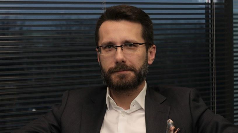 Radosław Fogiel /Jakub Rutka /Archiwum RMF FM
