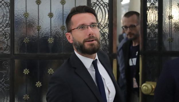 Radosław Fogiel /Wojciech Olkuśnik /PAP