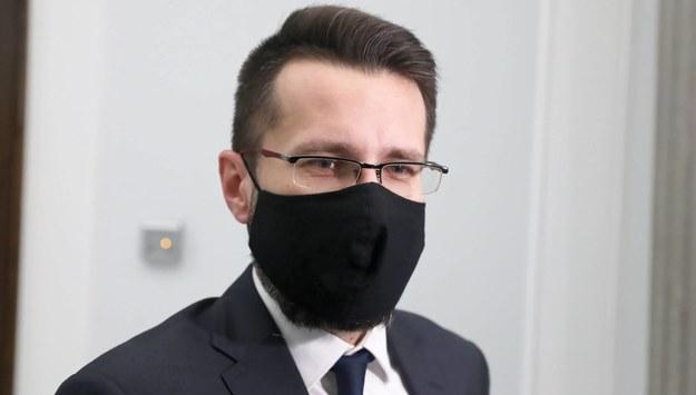 Radosław Fogiel / Tomasz Gzell    /PAP
