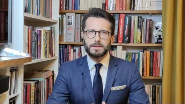 Radosław Fogiel /Polsatnews.pl