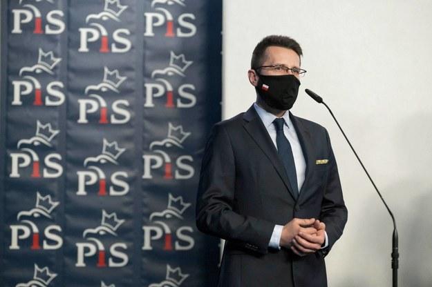 Radosław Fogiel /Mateusz Marek /PAP