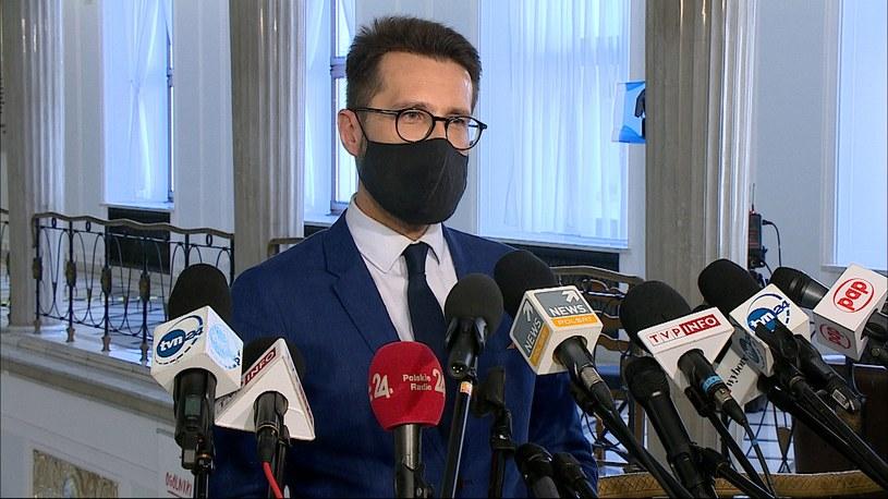Radosław Fogiel /Polsat News