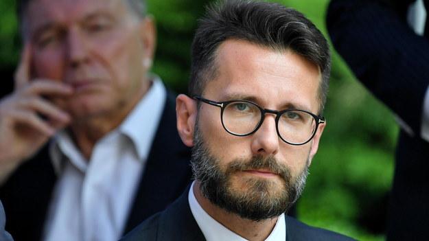 Radosław Fogiel /Piotr Polak /PAP