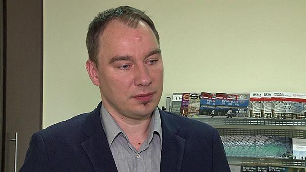 Radosław Knap, dyrektor generalny Polskiej Rady Centrów Handlowych /Newseria Biznes