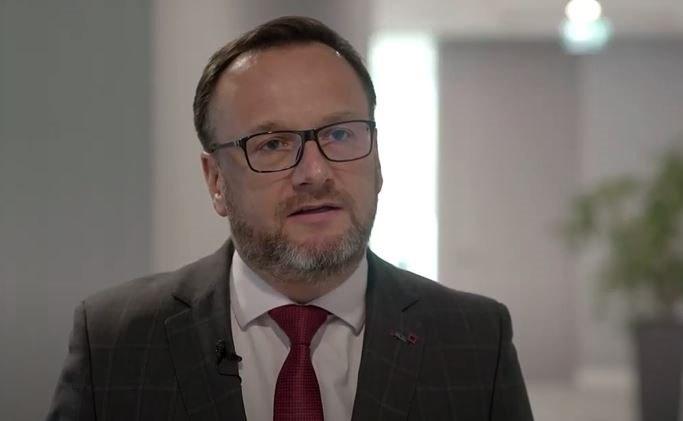 Radosław Kwiecień, członek zarządu BGK /materiały prasowe