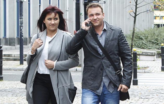 Radosław Liszewski i jego żona po raz kolejny zostaną rodzicami? /Krzemiński Jordan /AKPA