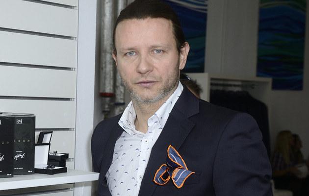 Radosław Majdan chce uzyskać rozwód kościelny! /Jarosław Antoniak /MWMedia