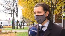 Radosław Majdan dla Interii: To stabilna informacja, że Brzęczek zostaje. Wideo