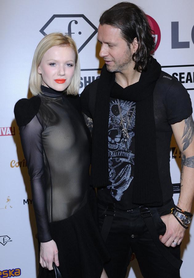 Radosław Majdan, Joanna Majstrak /Jarosław Antoniak /MWMedia