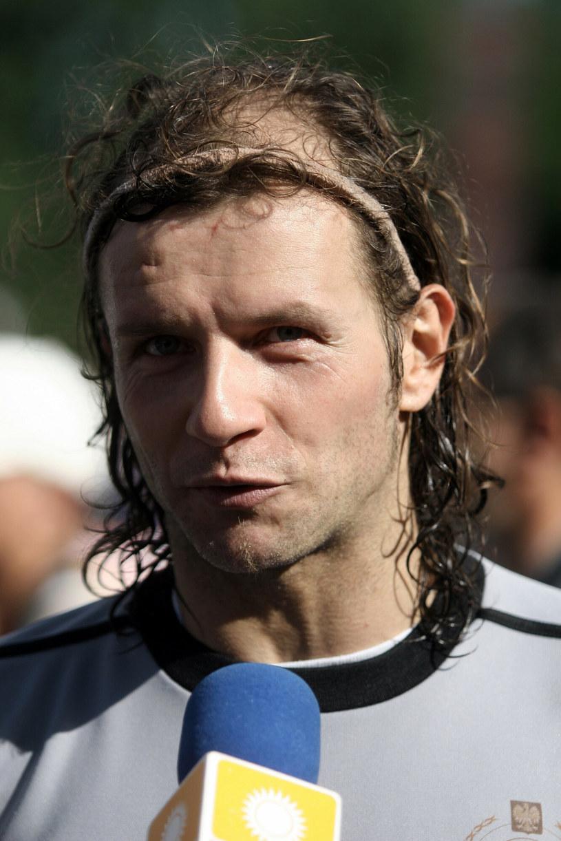 Radosław Majdan,  rok 2007 /Robert Szwedowski/East News /East News