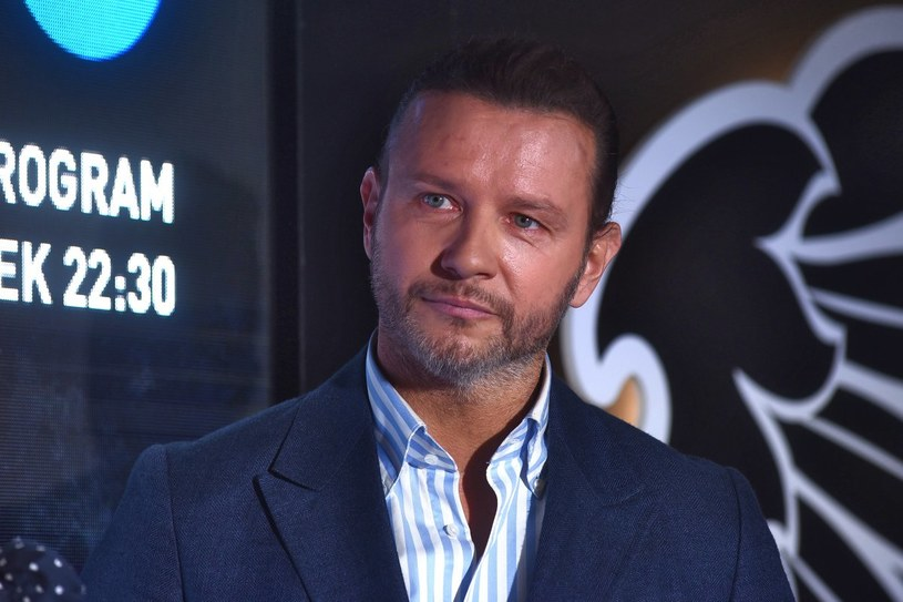 Radosław Majdan wydał oświadczenie ws. filmu Latkowskiego /Andras Szilagyi /MWMedia