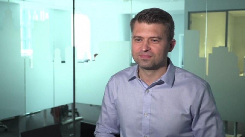 Radosław Nawrocki, prezes PayPo /Newseria Biznes