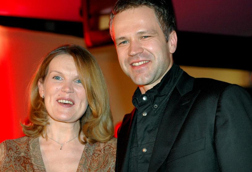 Radosław Pazura i Dorota Chotecka są parą już ponad 30 lat /MWMedia