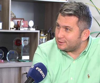 Radosław Piesiewicz dla Interii: Powalczymy z Hiszpanią o drugie miejsce. Wideo